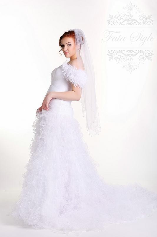 Свадебная фата Fata Style Евгения