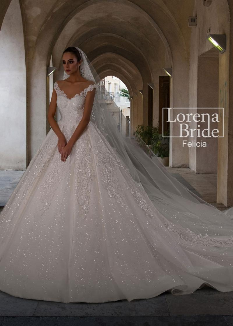 Wedding Dress Lorena Bride Felicia