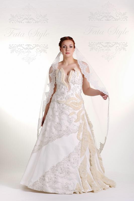 Свадебная фата Fata Style Феона