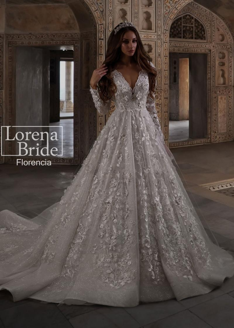 Wedding Dress Lorena Bride Florencia