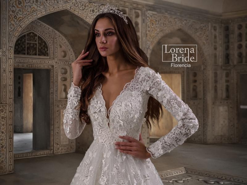 Свадебное платье Lorena Bride Florencia