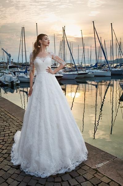 Свадебное платье Jasmine Empire Gloria