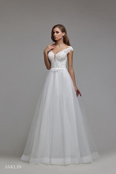 Svatební šaty Viva Deluxe Jaklin