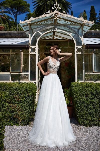 Свадебное платье Jasmine Empire Janet