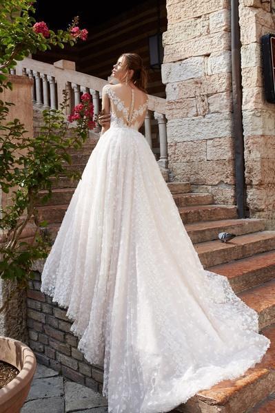 Свадебное платье Jasmine Empire Jenna