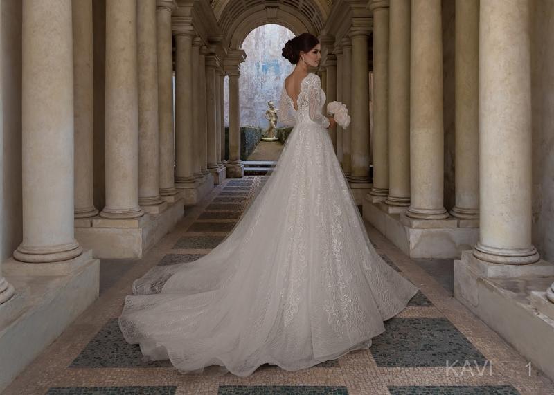 Свадебное платье KaVi (Victoria Karandasheva) 01