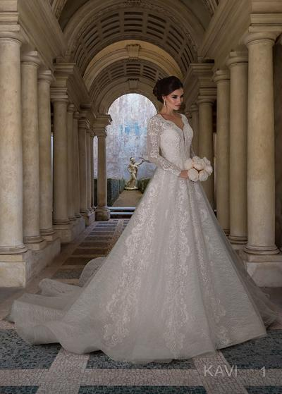 Wedding Dress KaVi (Victoria Karandasheva) 01