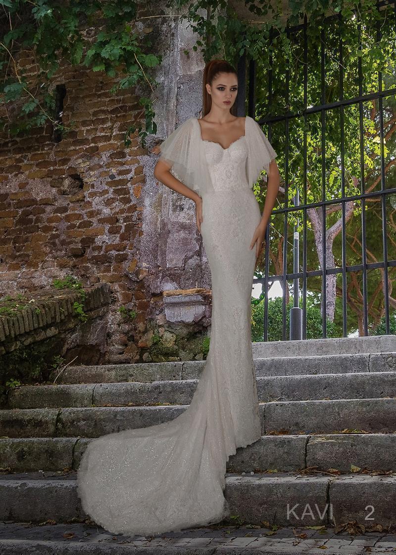 Свадебное платье KaVi (Victoria Karandasheva) 02