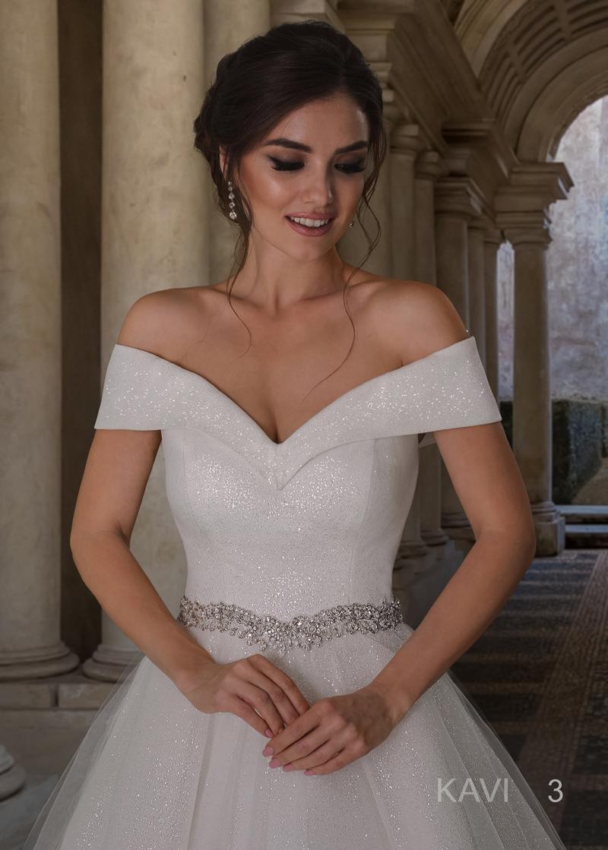 Свадебное платье KaVi (Victoria Karandasheva) 03