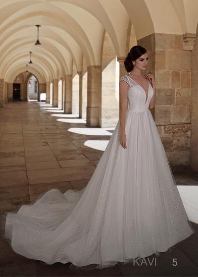 Suknia ślubna KaVi (Victoria Karandasheva) 05