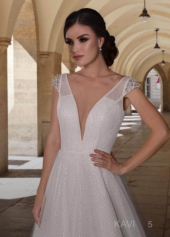 Свадебное платье KaVi (Victoria Karandasheva) 05