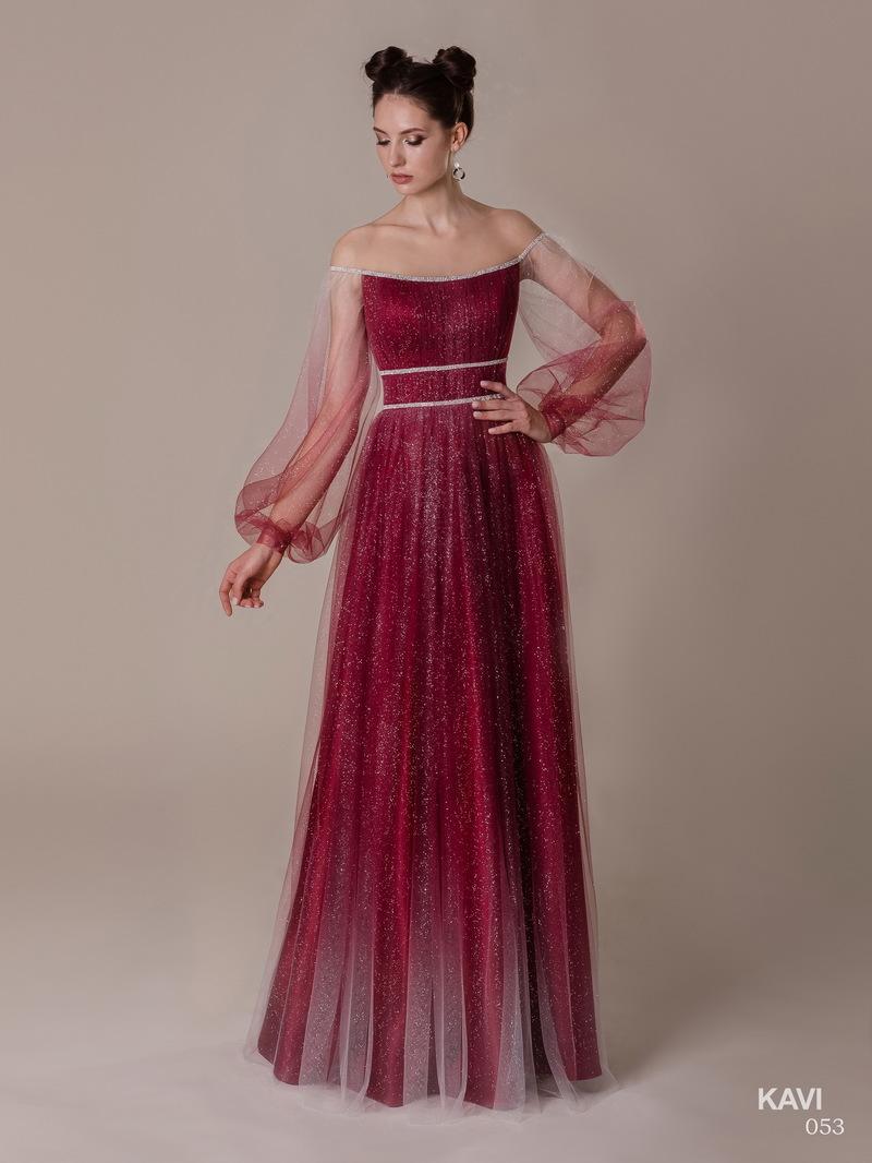 Вечернее платье KaVi (Victoria Karandasheva) 053