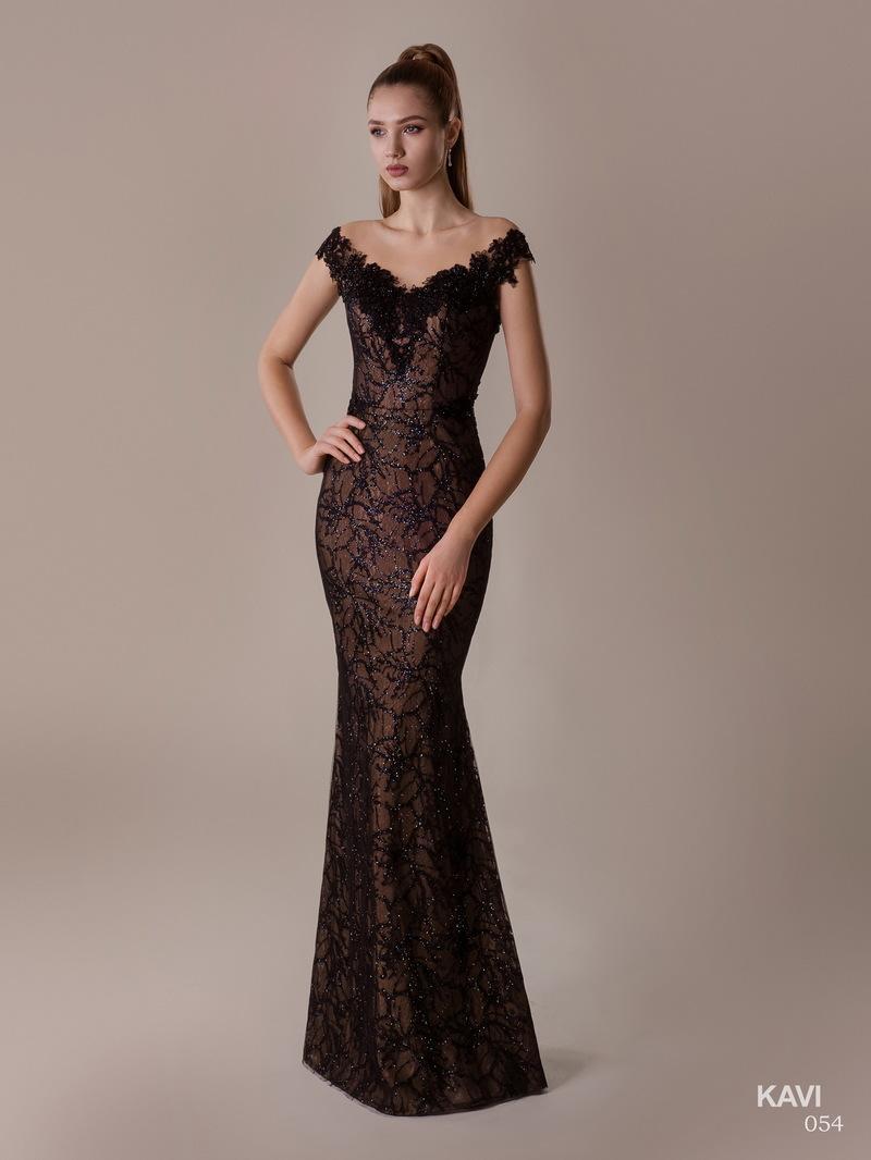 Вечернее платье KaVi (Victoria Karandasheva) 054