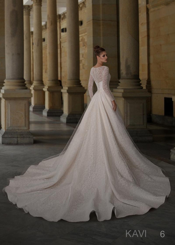 Свадебное платье KaVi (Victoria Karandasheva) 06