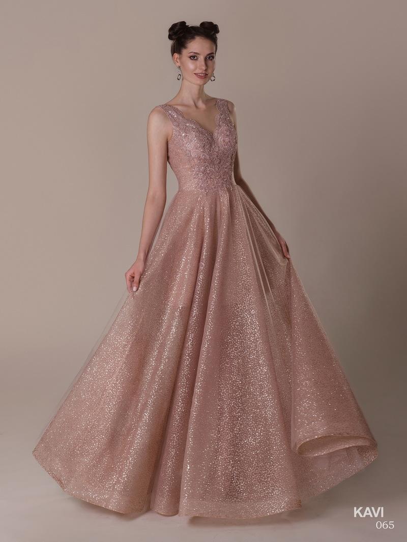 Вечернее платье KaVi (Victoria Karandasheva) 065