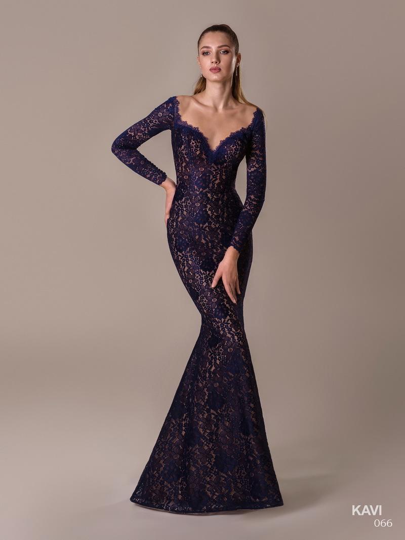 Вечернее платье KaVi (Victoria Karandasheva) 066