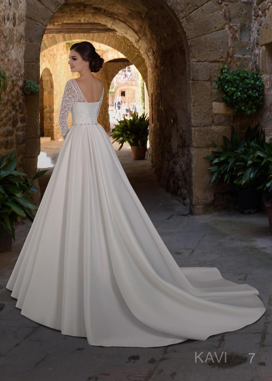 Свадебное платье KaVi (Victoria Karandasheva) 07