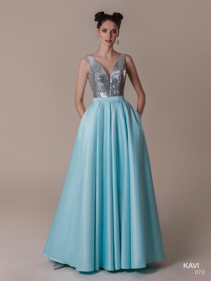 Вечернее платье KaVi (Victoria Karandasheva) 073
