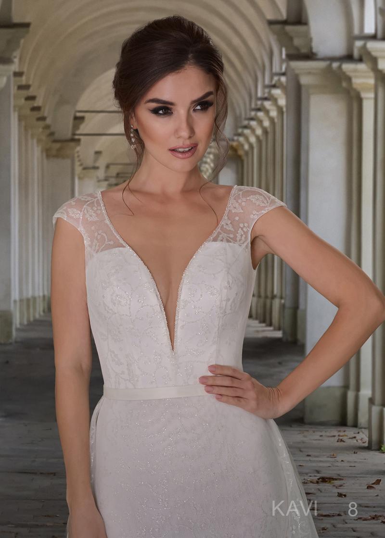 Свадебное платье KaVi (Victoria Karandasheva) 08