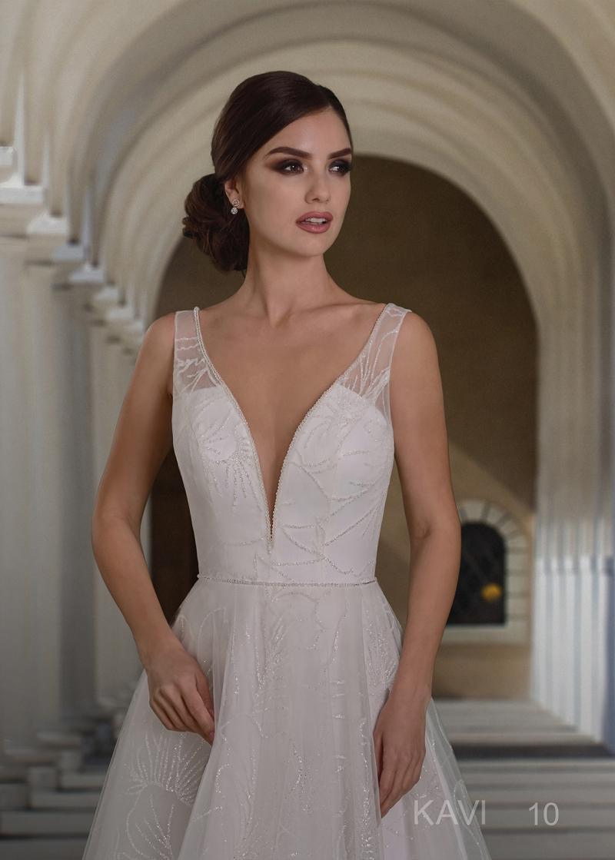 Свадебное платье KaVi (Victoria Karandasheva) 10