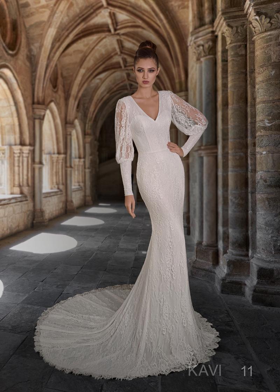 Свадебное платье KaVi (Victoria Karandasheva) 11