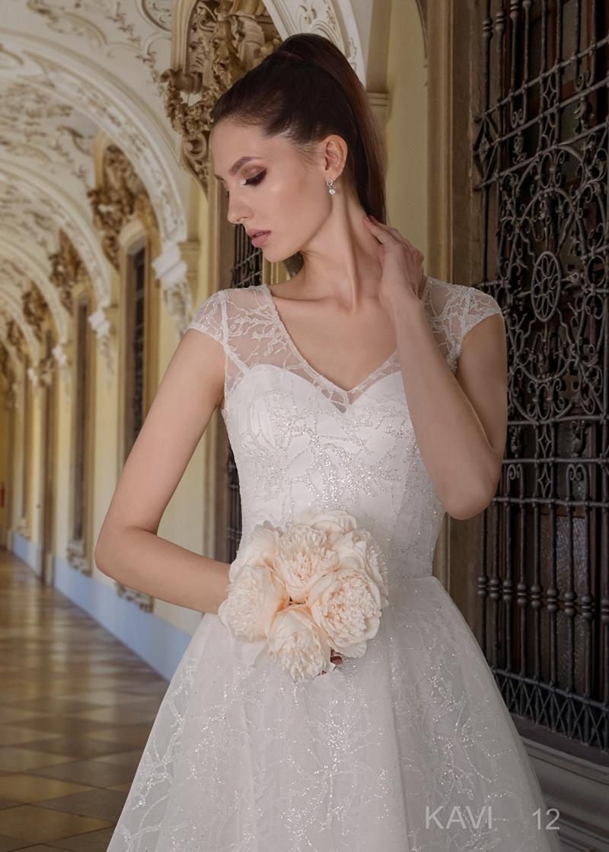 Свадебное платье KaVi (Victoria Karandasheva) 12