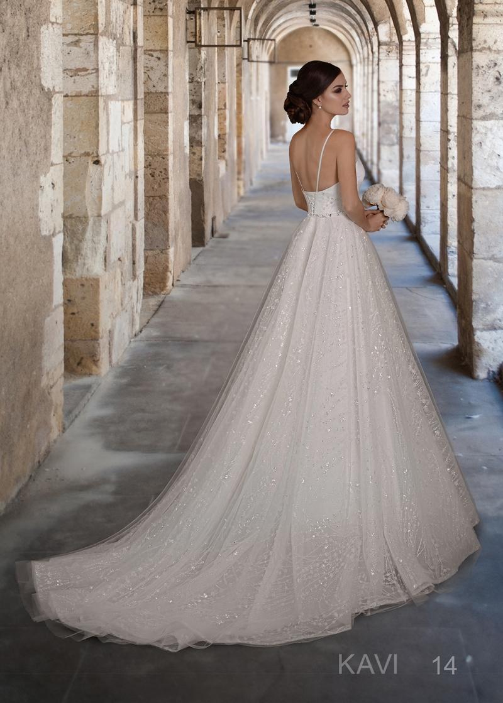 Свадебное платье KaVi (Victoria Karandasheva) 14