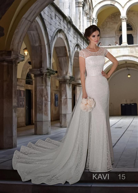Свадебное платье KaVi (Victoria Karandasheva) 15