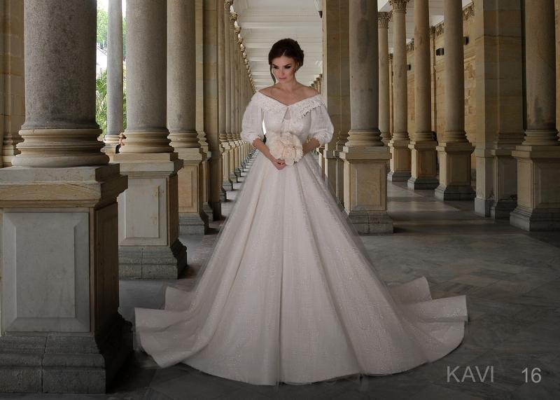 Свадебное платье KaVi (Victoria Karandasheva) 16