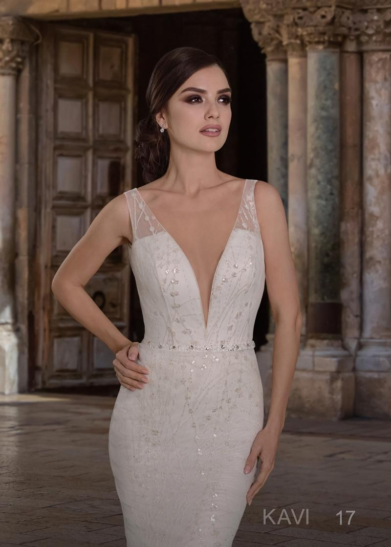 Свадебное платье KaVi (Victoria Karandasheva) 17