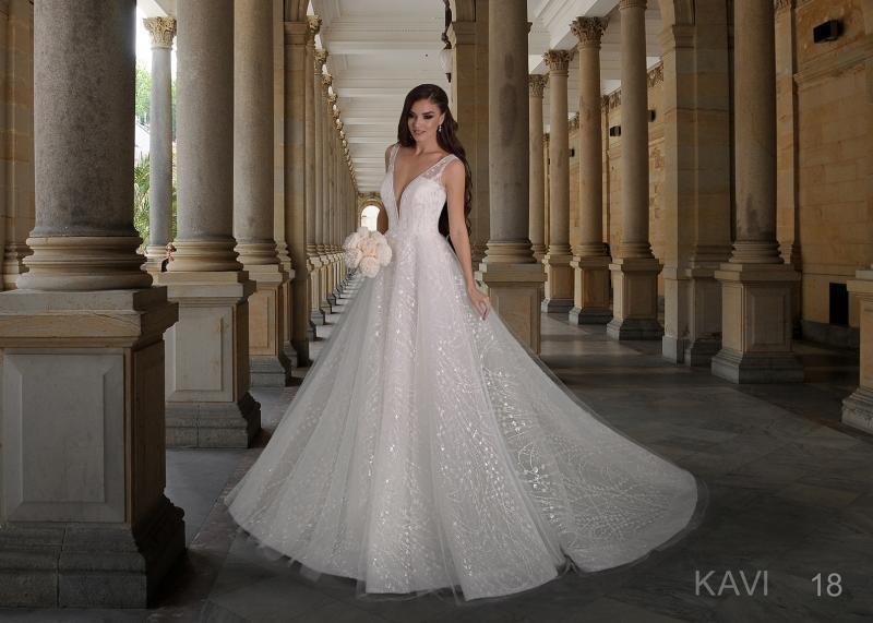 Свадебное платье KaVi (Victoria Karandasheva) 18