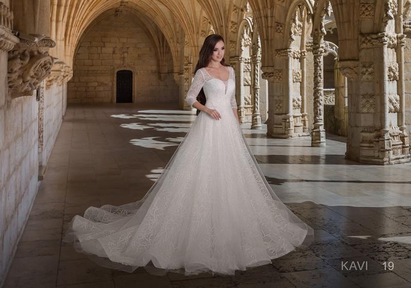 Свадебное платье KaVi (Victoria Karandasheva) 19