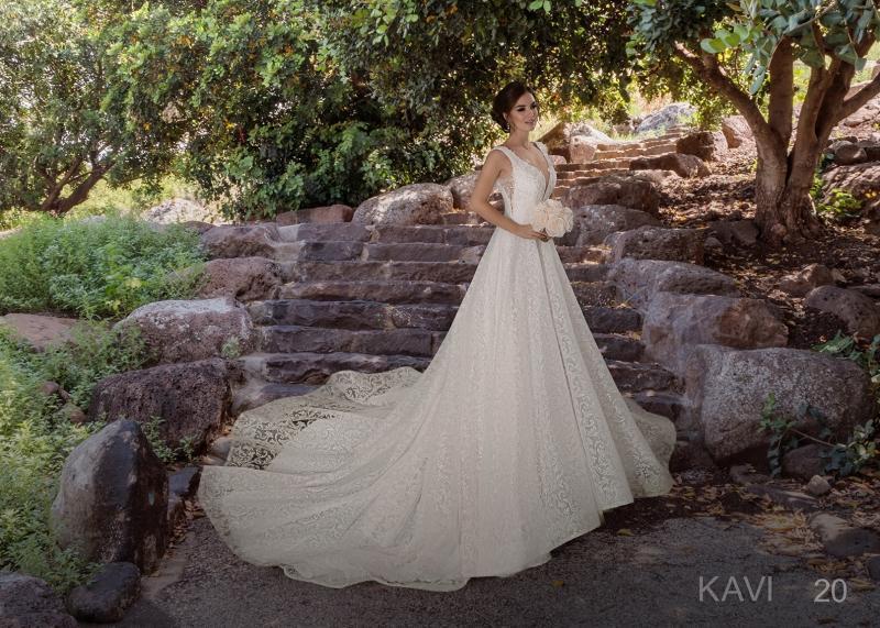 Свадебное платье KaVi (Victoria Karandasheva) 20