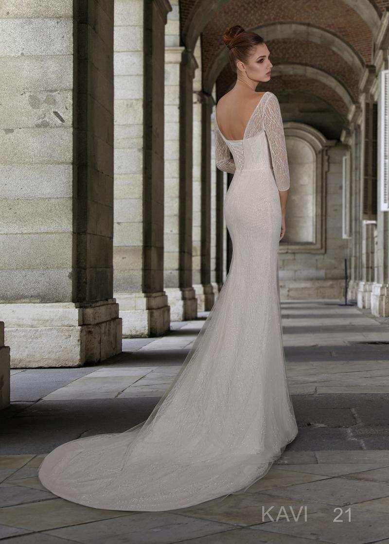 Свадебное платье KaVi (Victoria Karandasheva) 21