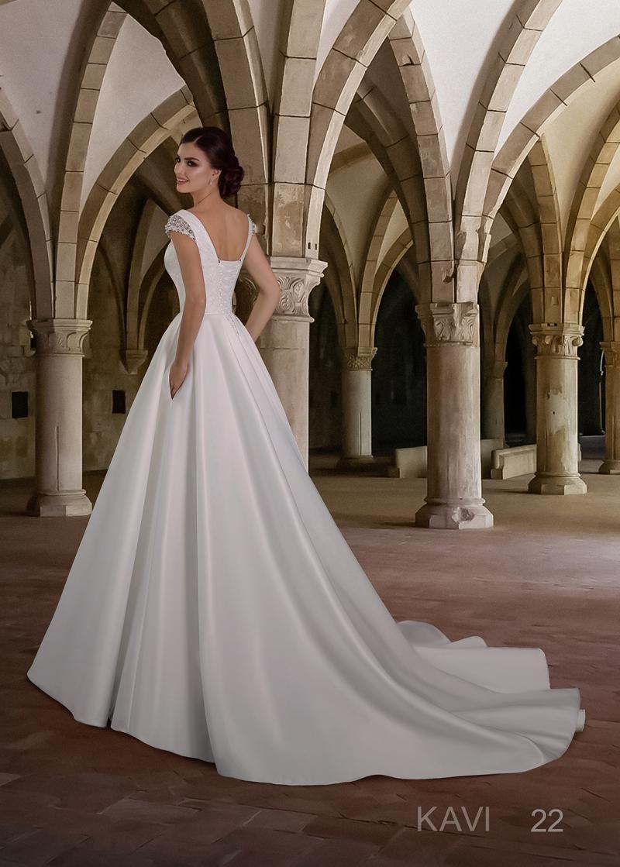 Свадебное платье KaVi (Victoria Karandasheva) 22