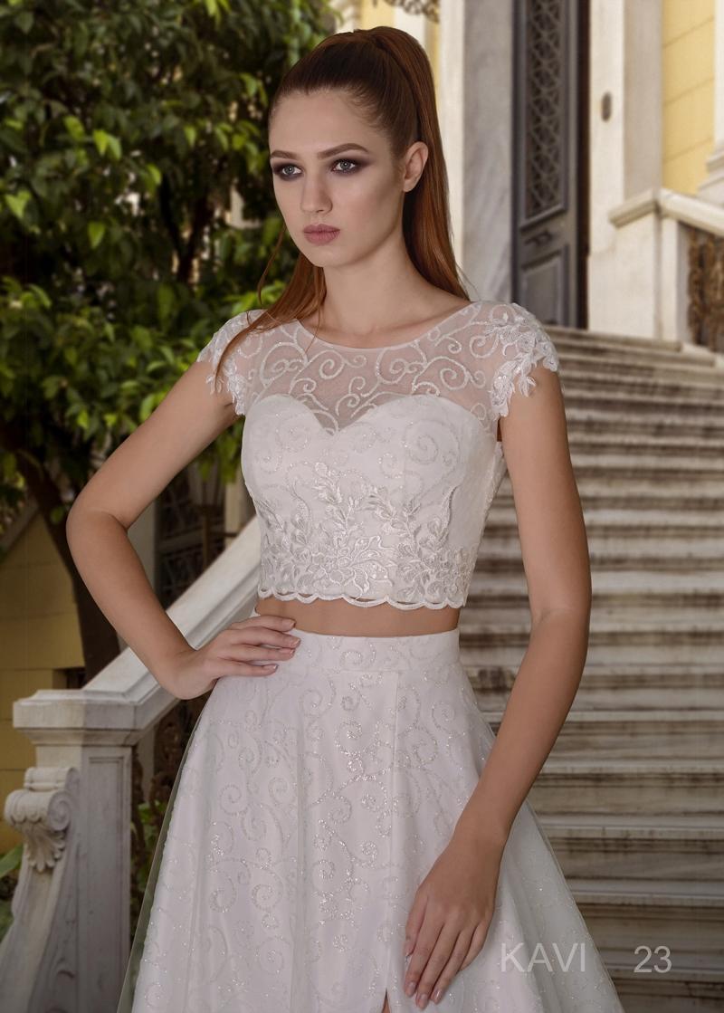 Свадебное платье KaVi (Victoria Karandasheva) 23