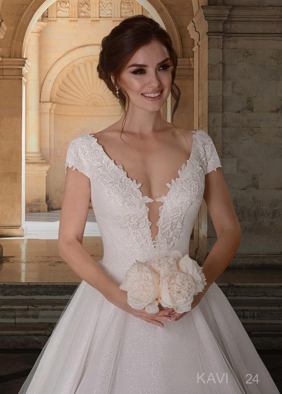 Свадебное платье KaVi (Victoria Karandasheva) 24