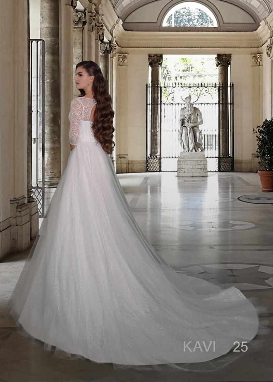 Свадебное платье KaVi (Victoria Karandasheva) 25