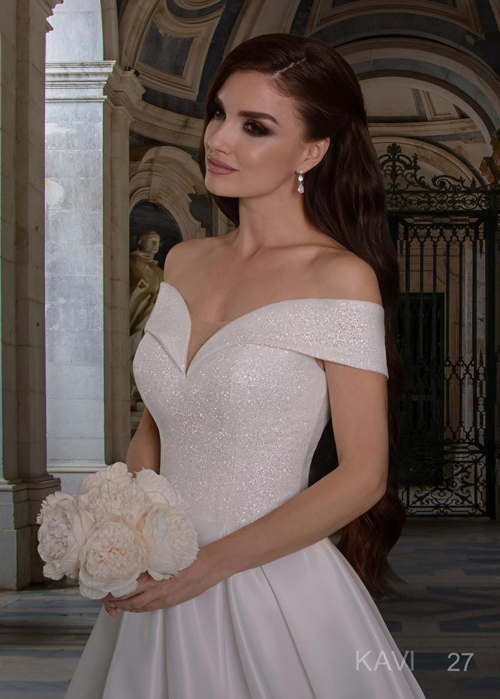 Suknia ślubna KaVi (Victoria Karandasheva) 27