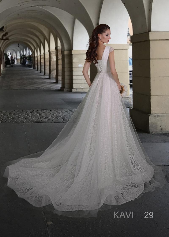 Свадебное платье KaVi (Victoria Karandasheva) 29