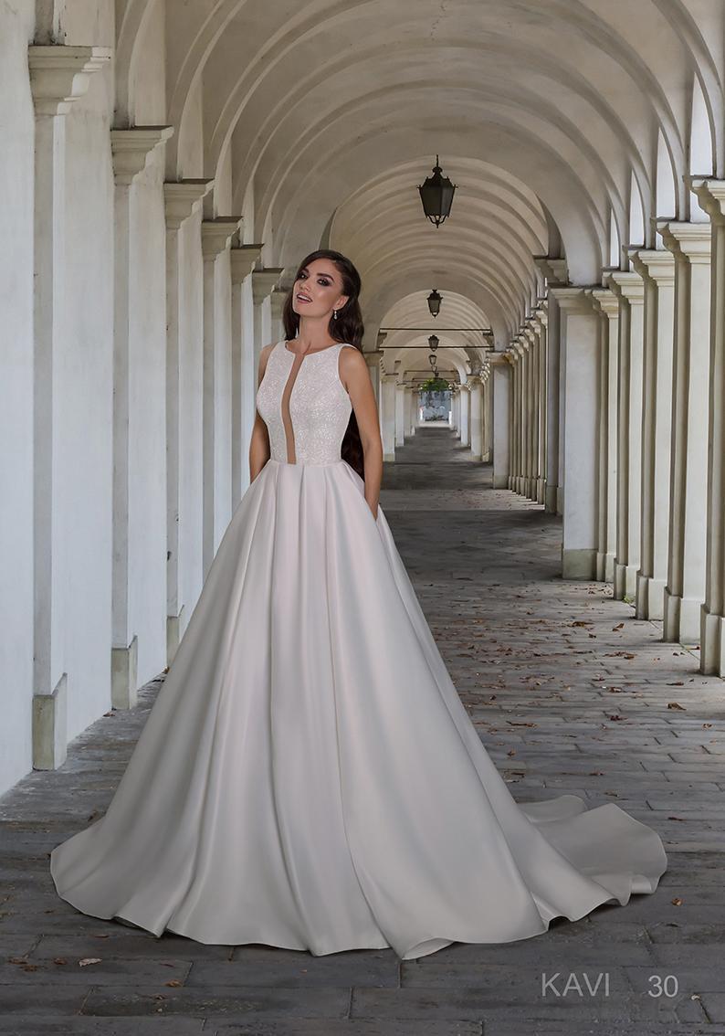 Свадебное платье KaVi (Victoria Karandasheva) 30