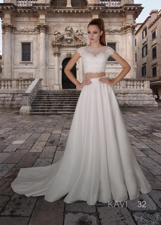 Свадебное платье KaVi (Victoria Karandasheva) 32