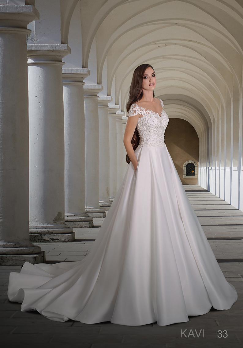 Свадебное платье KaVi (Victoria Karandasheva) 33