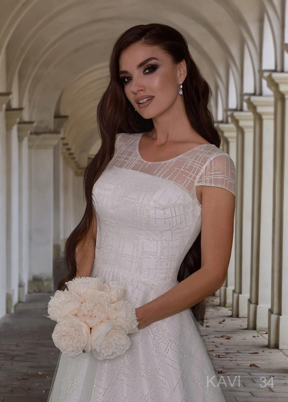 Свадебное платье KaVi (Victoria Karandasheva) 34
