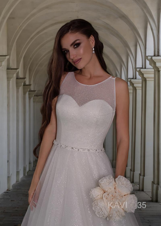 Suknia ślubna KaVi (Victoria Karandasheva) 35