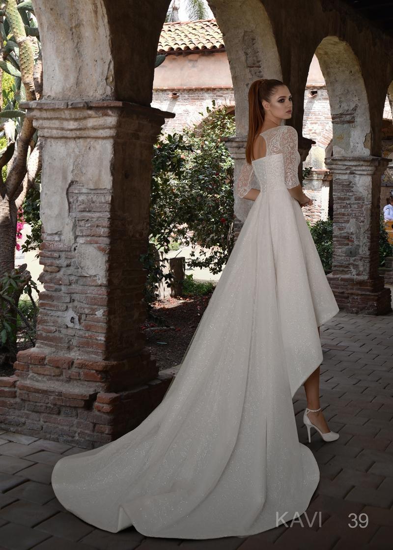 Свадебное платье KaVi (Victoria Karandasheva) 39