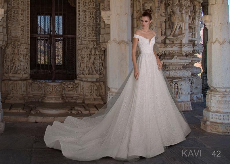Suknia ślubna KaVi (Victoria Karandasheva) 42
