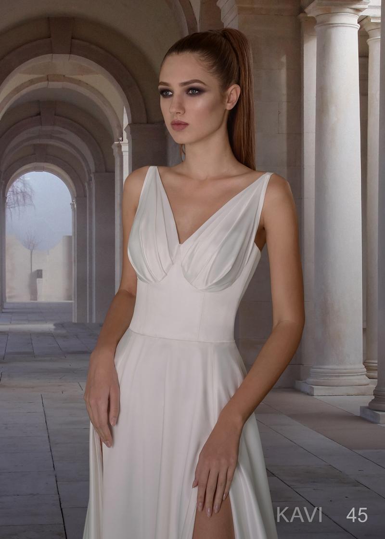 Свадебное платье KaVi (Victoria Karandasheva) 45