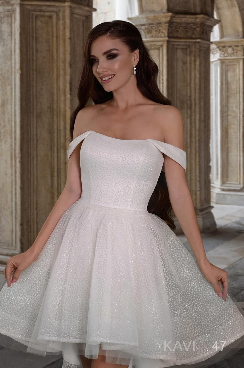 Свадебное платье KaVi (Victoria Karandasheva) 47