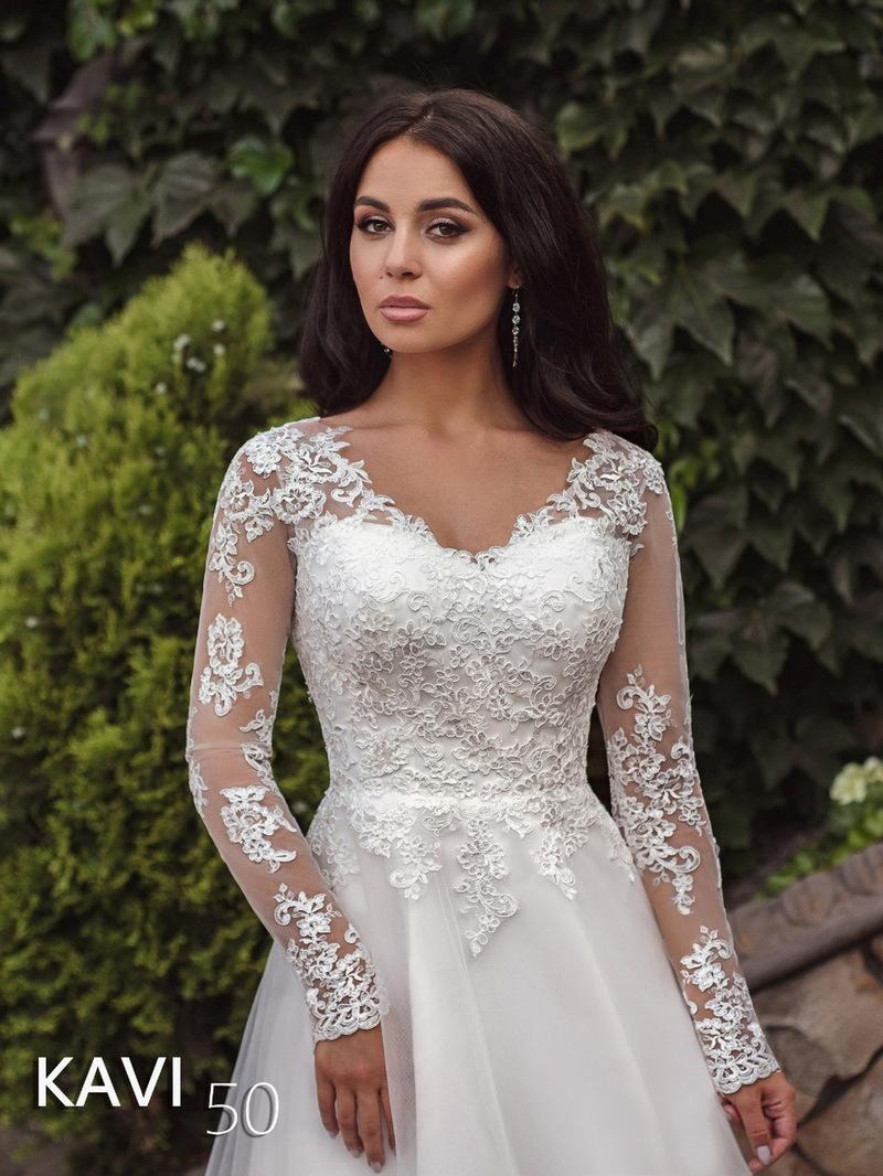 Свадебное платье KaVi (Victoria Karandasheva) 50